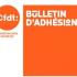 Bulletin adhesion cfdt