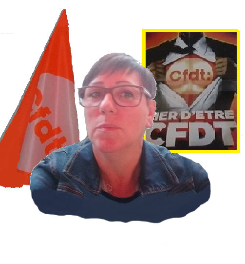 Anne FRECHARD - Élue au C.S.E Suppléante