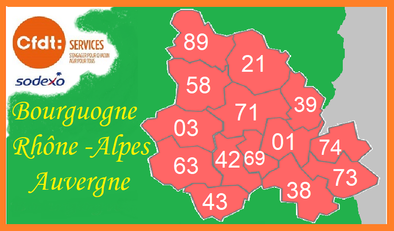 Bourgogne rhone alpes auvergne 1