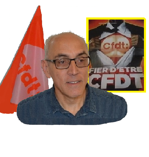 Henri VICAIRE - Délégué Syndical National
