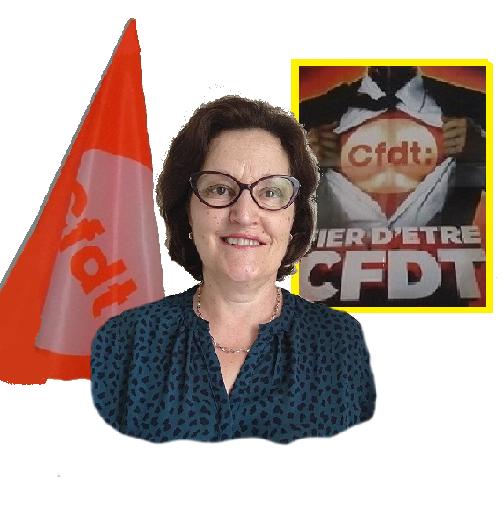 Josefina PESEIRO - Déléguée Syndicale Régionale