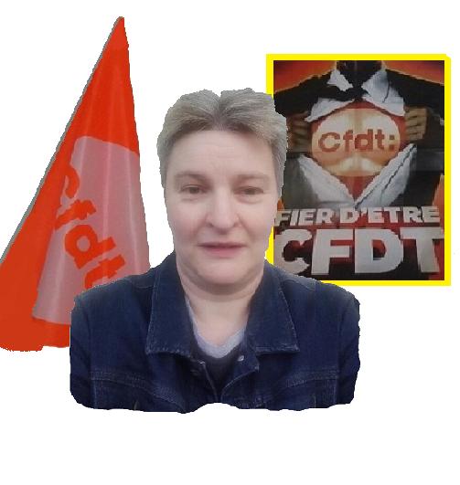 Nathalie HUREL - Élue au C.S.E Titulaire