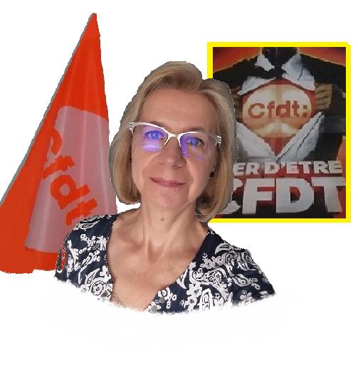 Rachel RAHYR - Déléguée Syndicale Régionale