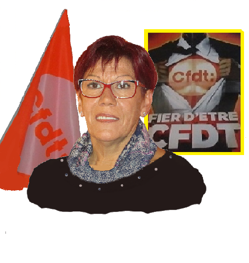 Silvie BECCARI - Déléguée Syndicale Centrale