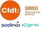 CFDT Groupe Sodexo / Sogeres